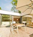 teak terrassendielen glatt geschliffen und handsortiert fsc 100. Black Bedroom Furniture Sets. Home Design Ideas