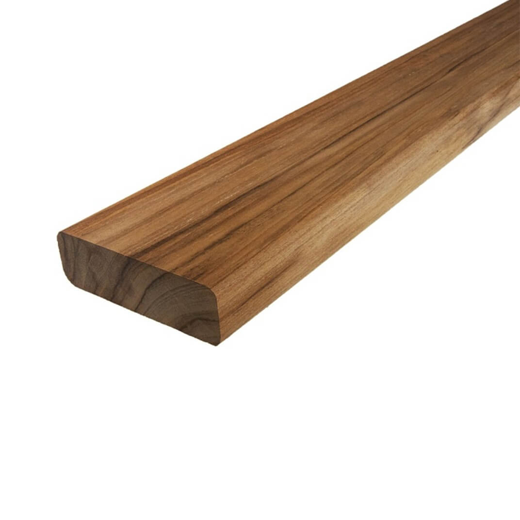 teak terrassendielen 75mm betterwood. Black Bedroom Furniture Sets. Home Design Ideas