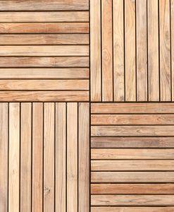 Teakholz Terrassendielen holzterrassen elemente aus teakholz kaufen glatt gehobelt