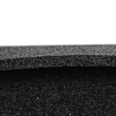 Gummigranulat Holzterrasse