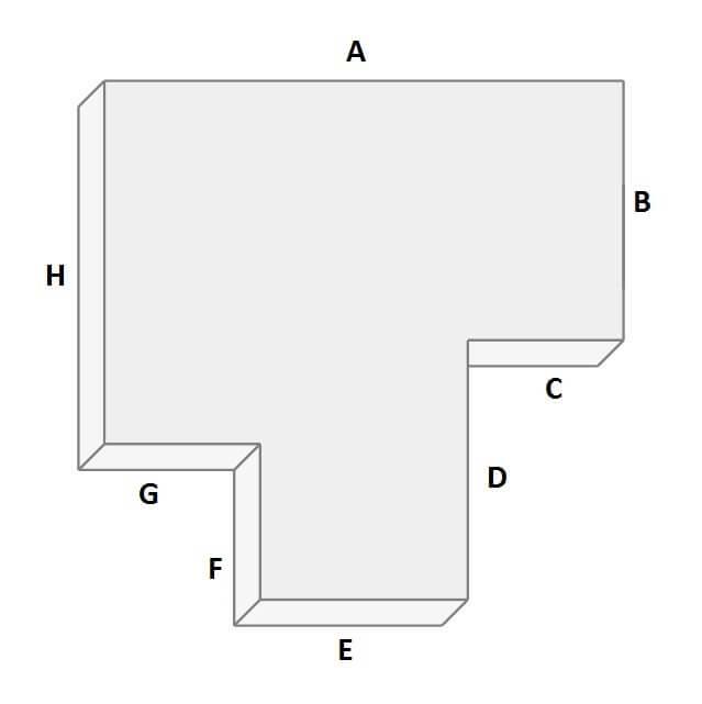 Terrassenplaner T-Form