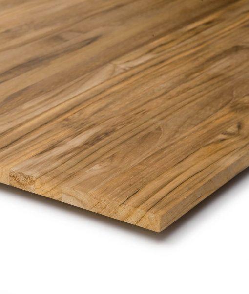 massivholzplatte teakholz 18mm kaufen m belbau. Black Bedroom Furniture Sets. Home Design Ideas
