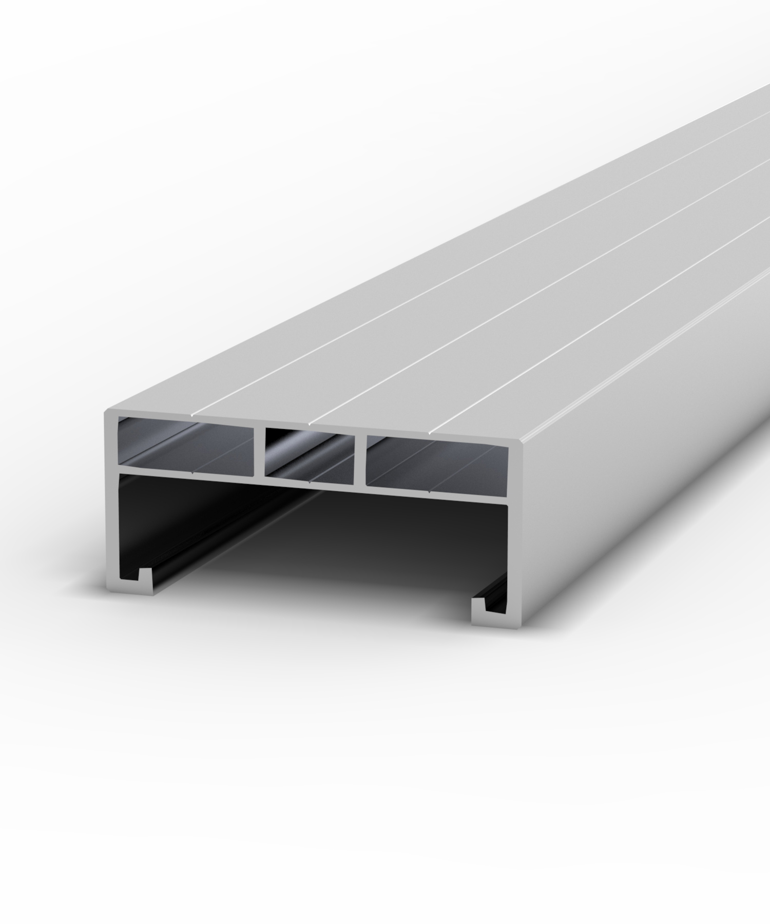 Unterkonstruktion aus Aluminium 20x20mm
