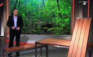 Pro Sieben Galileo Tropenholz