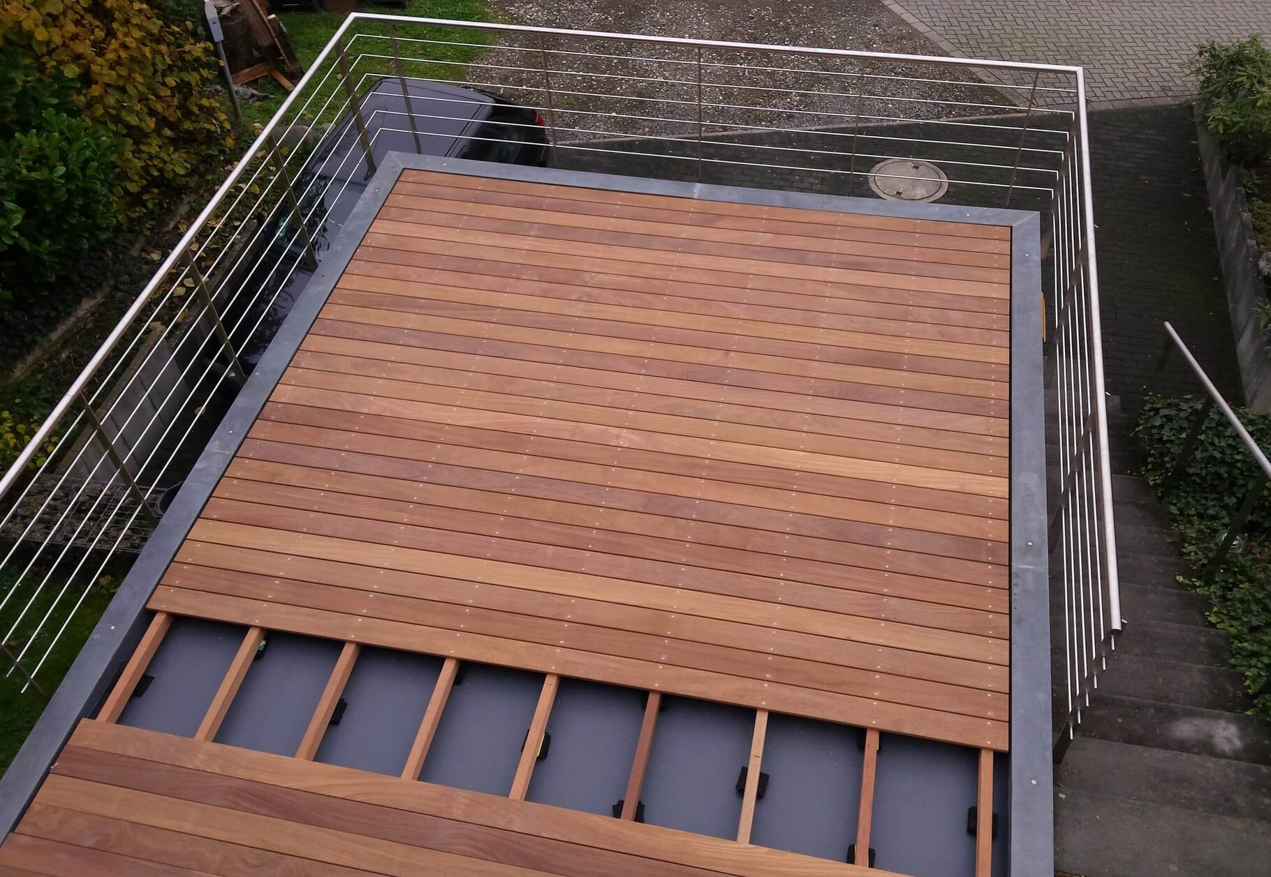 erfahrungen mit cumaru terrassendielen von betterwood. Black Bedroom Furniture Sets. Home Design Ideas