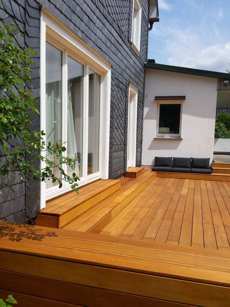 erfahrungen mit garapa terrassendielen. Black Bedroom Furniture Sets. Home Design Ideas