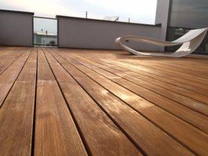 Teakholz terrasse  Erfahrungen mit Teak-Terrassendielen von Betterwood