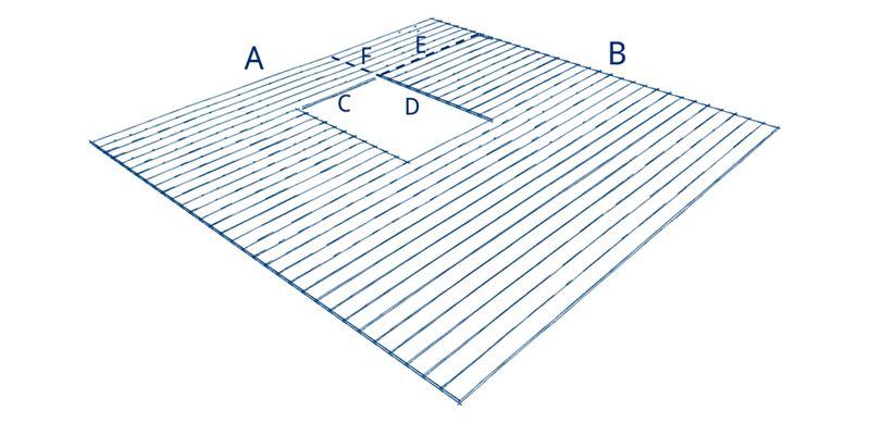 Terrassenplaner O-Form A