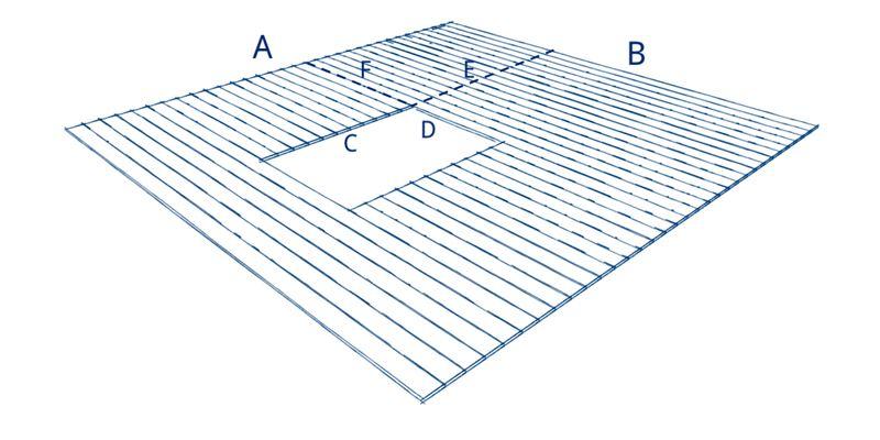 Terrassenplaner O-Form B