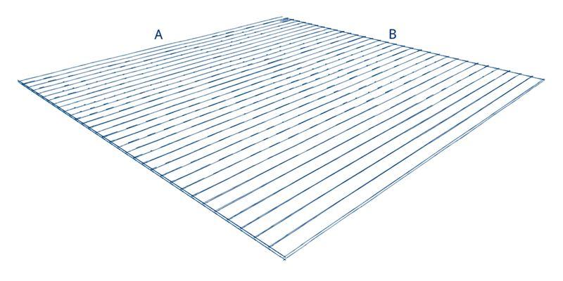 Terrassenplaner Rechteck-A