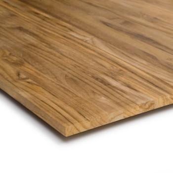 Holzplatte Menu