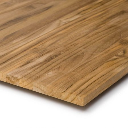 Teak-Holzplatte 18mm